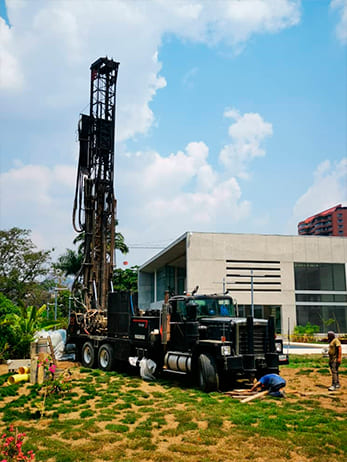 Perfostar Venezuela - Perforación de pozos de agua